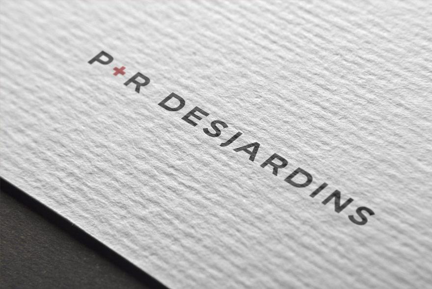 P&R Desjardins rebrand
