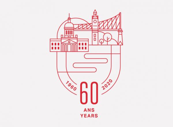 P&R 60 ans anniversaire
